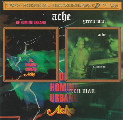 De Homine Urbano/Green Man, Free Records, Germany, 2000