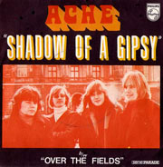 Shadow of a Gipsy - fransk single cover, 1970